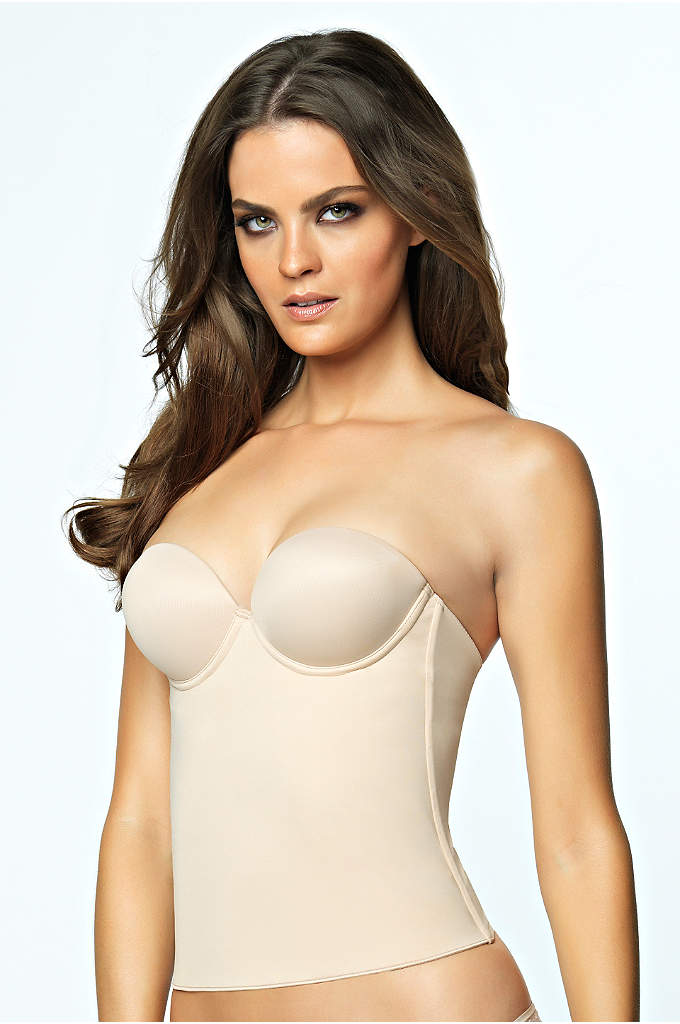 Felina Lightweight Seamless Bustier - Designed to make you look and feel great,
