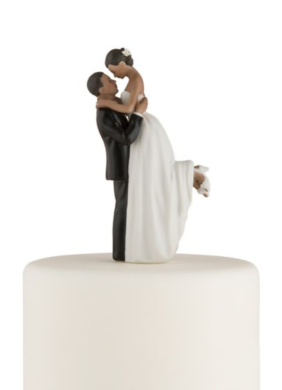 Personalized True Romance Couple Cake Topper - Wedding Gifts & Decorations