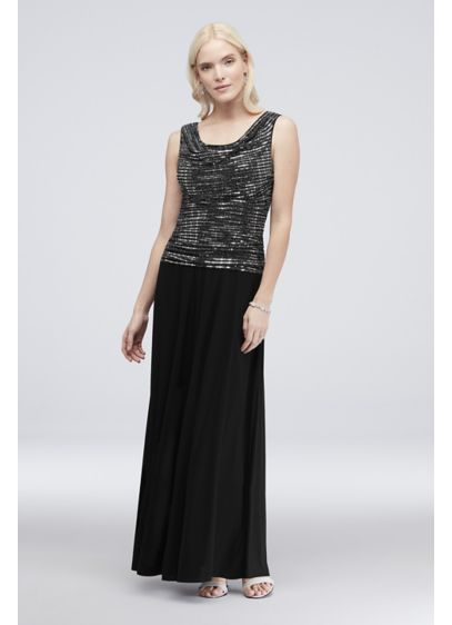 Long 0 Tank Formal Dresses Dress - RM Richards
