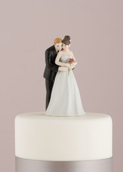 Yes to the Rose Cake Topper 9210