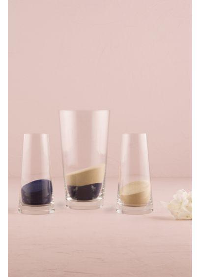 Personalized Classic Sand Ceremony Vase Set - Wedding Gifts & Decorations