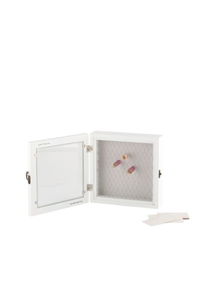 Country Charm Wooden Wish Box 9390