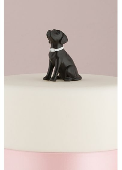 Dog Figurine Cake Topper 9478
