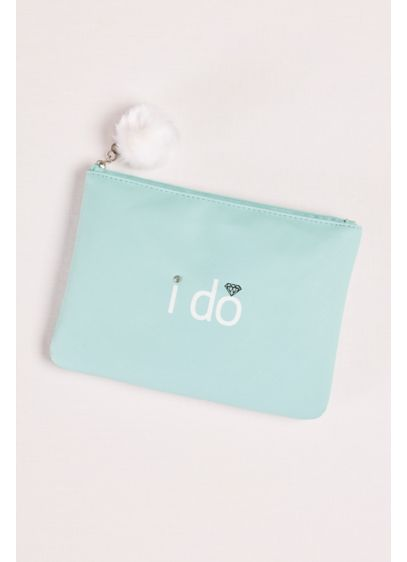 I Do Wristlet with Pom - Wedding Gifts & Decorations