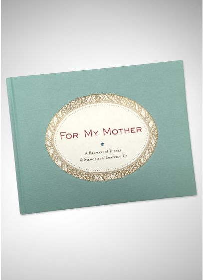 For My Mother Book - Wedding Gifts & Decorations