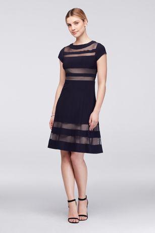 A-Line Dresses Short