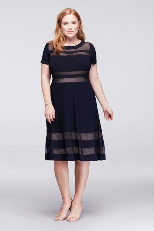Short dresses plus size