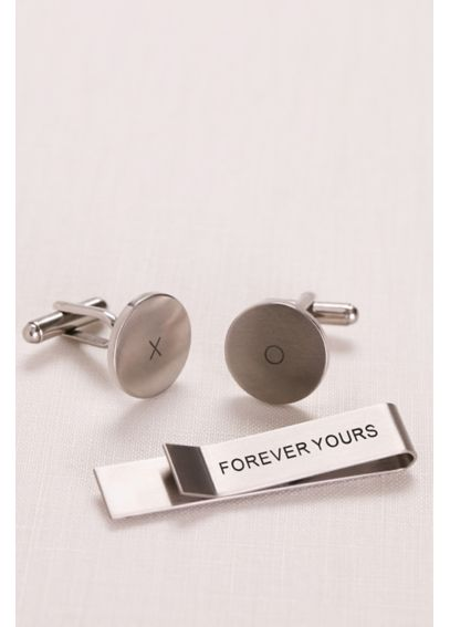 Forever Yours Tie Bar and Cuff Link Set 9999145