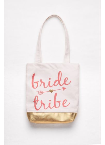 Bride Tribe Canvas Tote - Wedding Gifts & Decorations