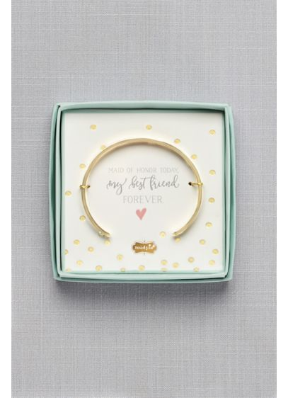 Will You Be My Maid of Honor Bracelet - Wedding Gifts & Decorations