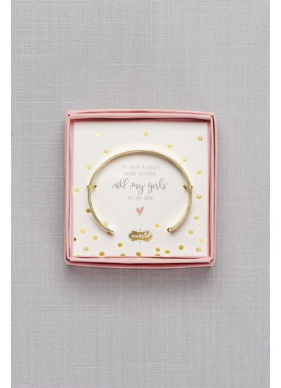 Pink (Will You Be My Bridesmaid Bracelet)