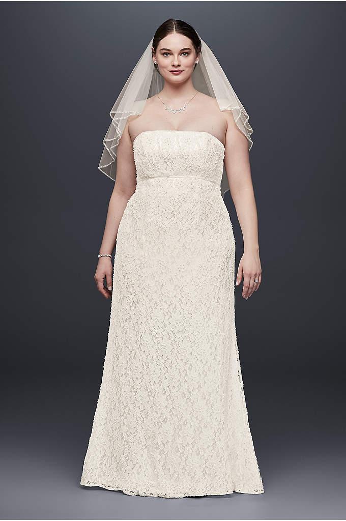 2012 empire tea length petite lace beach wedding dresses