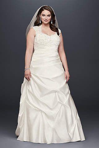 Vestidos de novia Línea A - David\'s Bridal