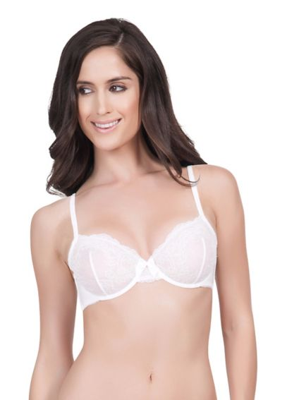 Affinitas Pearl Unlined Underwire Bra A1042
