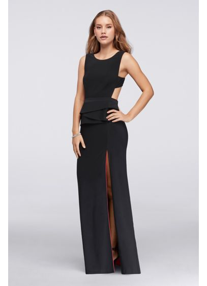 Long Sheath Tank Formal Dresses Dress - Betsy and Adam