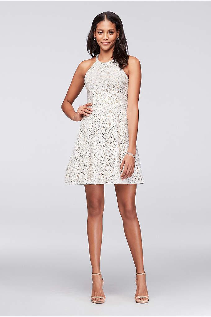 Two Piece Prom Dresses & Crop Top Prom Dresses   David\'s Bridal