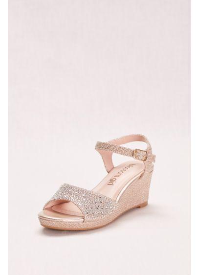 Block Heel Designer Wedding Shoes