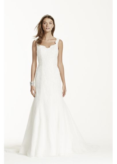 Strapless Sweetheart Trumpet Wedding Dress AI10030430