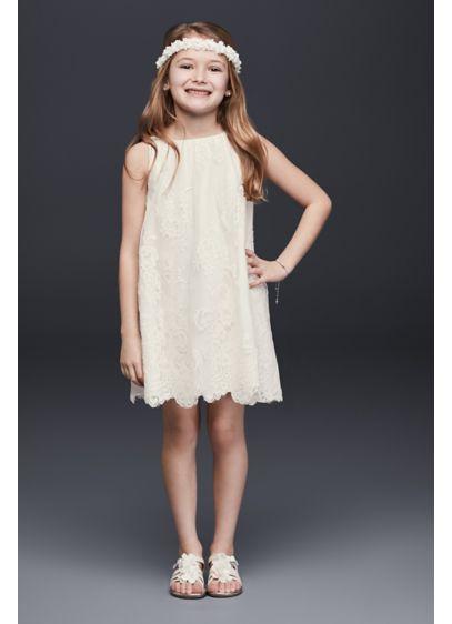 Short A-Line Dress -