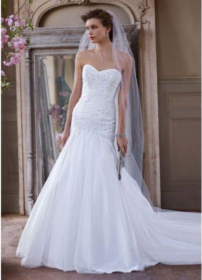 Long 0 Wedding Dress -