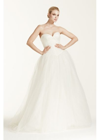 Truly Zac Posen Wedding Dress with Sequin Detail  AI34010027