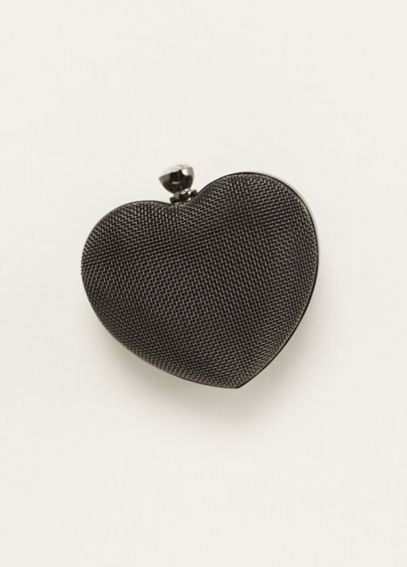 Expressions NYC Heart Case Clutch AMORE