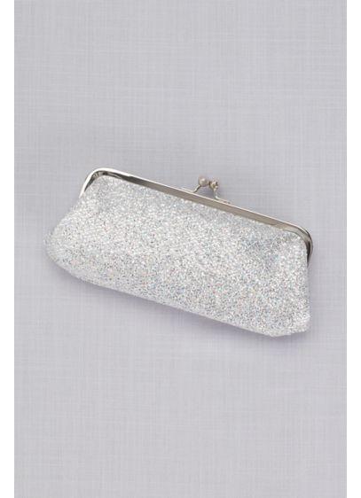 Glitter Mesh Clutch - Wedding Accessories