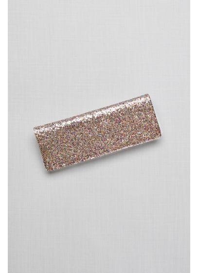 Fallon Allover Glitter Envelope Clutch - Wedding Accessories