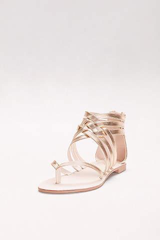 1ac8951ec Hasta -50% de descuento en zapatos para toda ocasión - David s Bridal