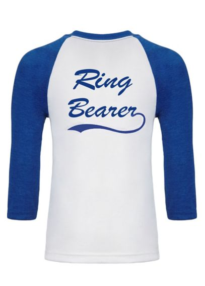 Sporty Ring Bearer T-Shirt BBTEE-RB