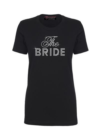 The Bride Big Bling T-Shirt - Wedding Gifts & Decorations