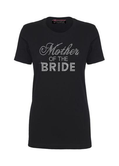 Mother of the Bride Big Bling T-Shirt BGBLNGTEE-MOB