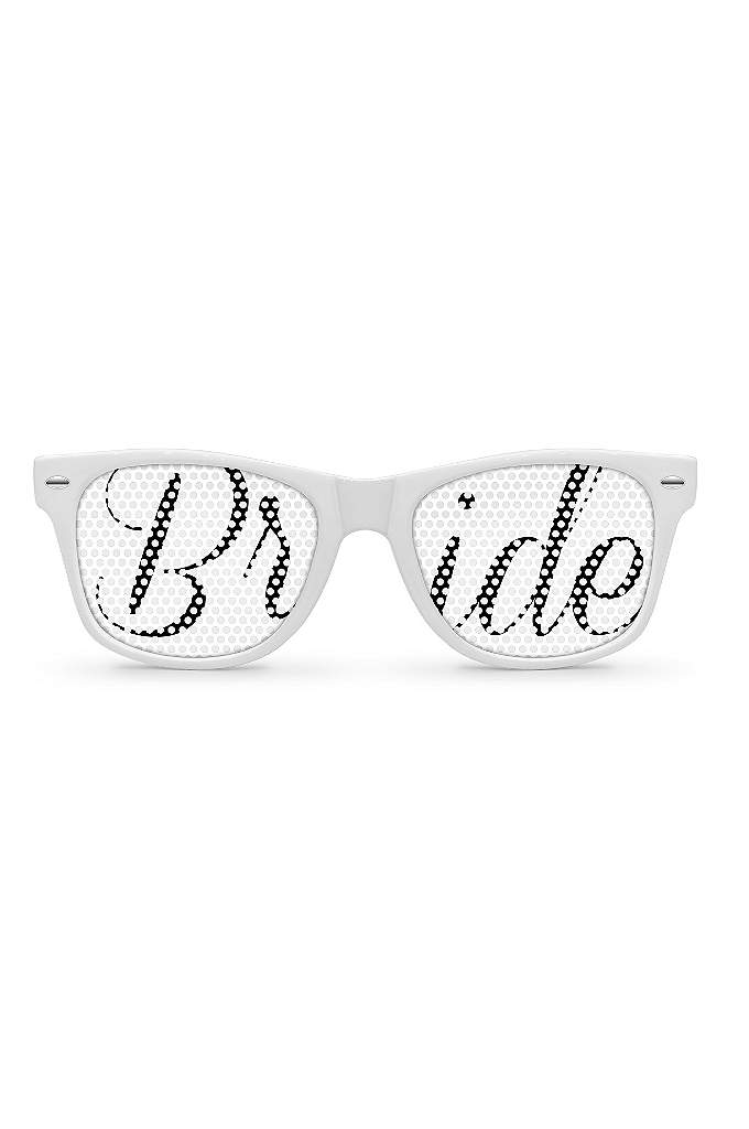 Bride Sunglasses - Say 'Eye Do' in style because with a