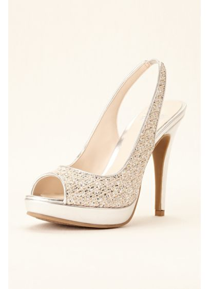 Discount Shoes & Heels on Sale | David\'s Bridal
