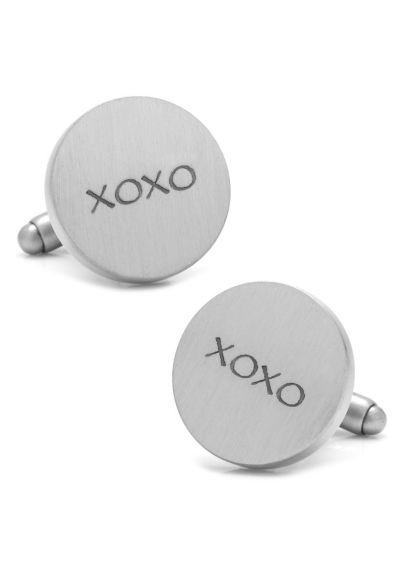 XOXO Cufflinks - Wedding Gifts & Decorations