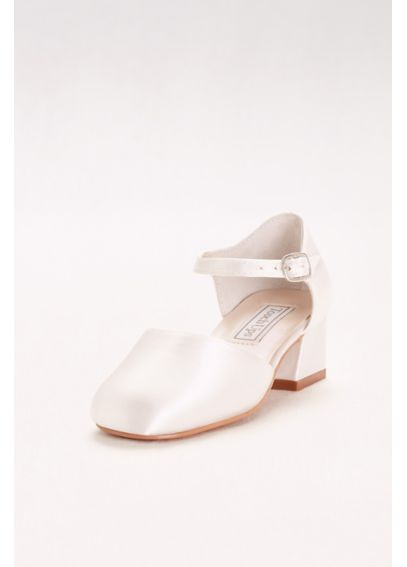 Clarissa Classic Flower Girl Shoes by Touch Ups CLARISSA