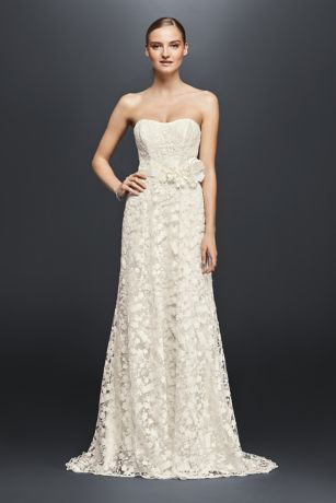 Long Sheath Beach Wedding Dress Cheers Cynthia Rowley