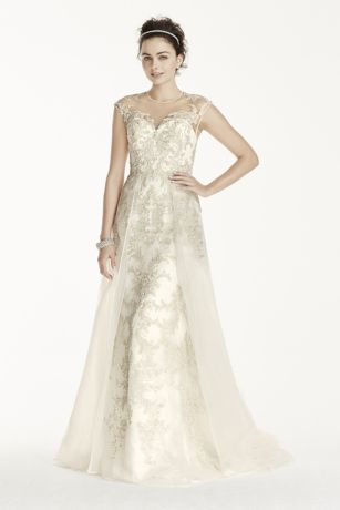 Lace and Tulle Wedding Dresses