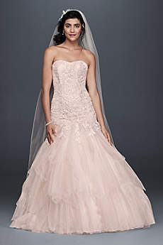 David's Bridal Casual Wedding Dresses