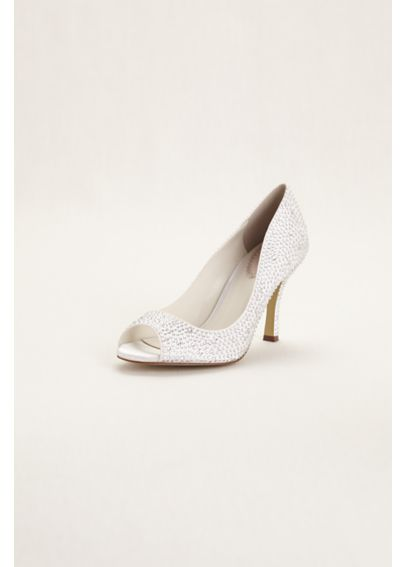 Pink Paradox London Peep Toe Pump Celebrate