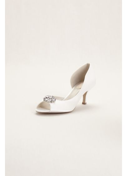 Pink Paradox White (Pink Paradox London Low Heel)