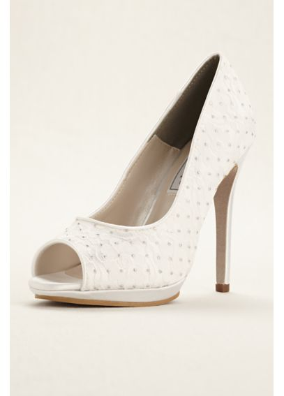Classy Dyeable Platform Pump by Touch Ups  Classy