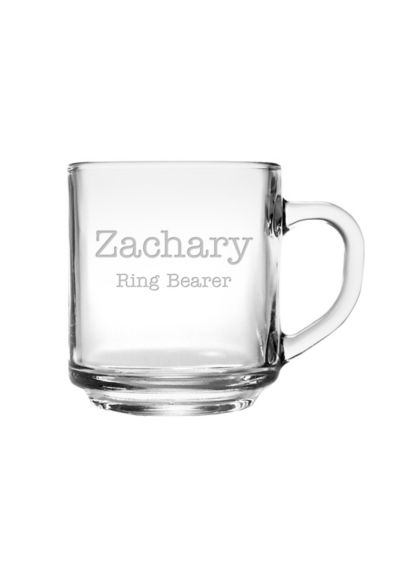 Personalized Ring Bearer Mug DB0008HM1