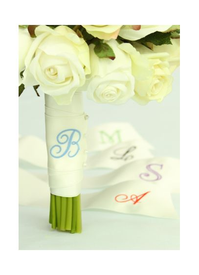(DB Exclusive Personalized Initial Bouquet Wrap)
