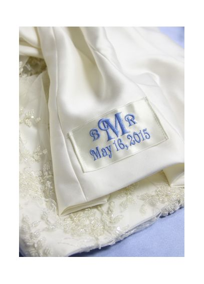 DB Exclusive Monogram Dress Label DB1013