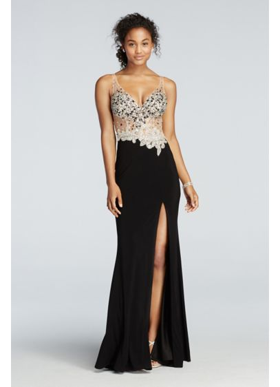 Long Sheath Tank Prom Dress - Beyond by Jovani