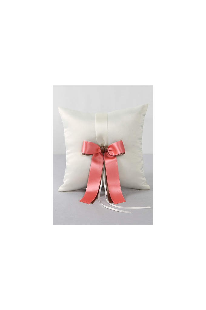 DB Exclusive Double Ribbon Ring Pillow - For a unique ring pillow with your own