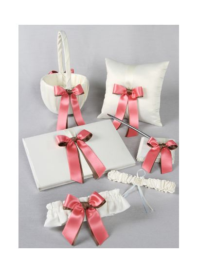 DB Exclusive Double Ribbon Collection Gift Set - Wedding Gifts & Decorations