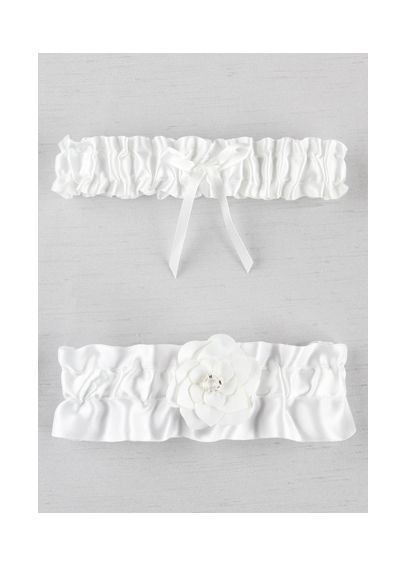 DB Exclusive Floral Desire Garter Set DB74BGZ