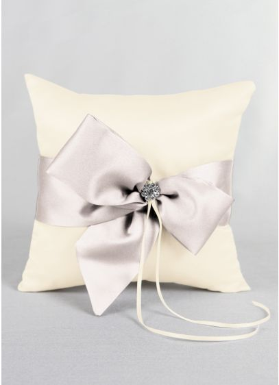 DB Exclusive Regal Ties Ring Pillow - Wedding Gifts & Decorations